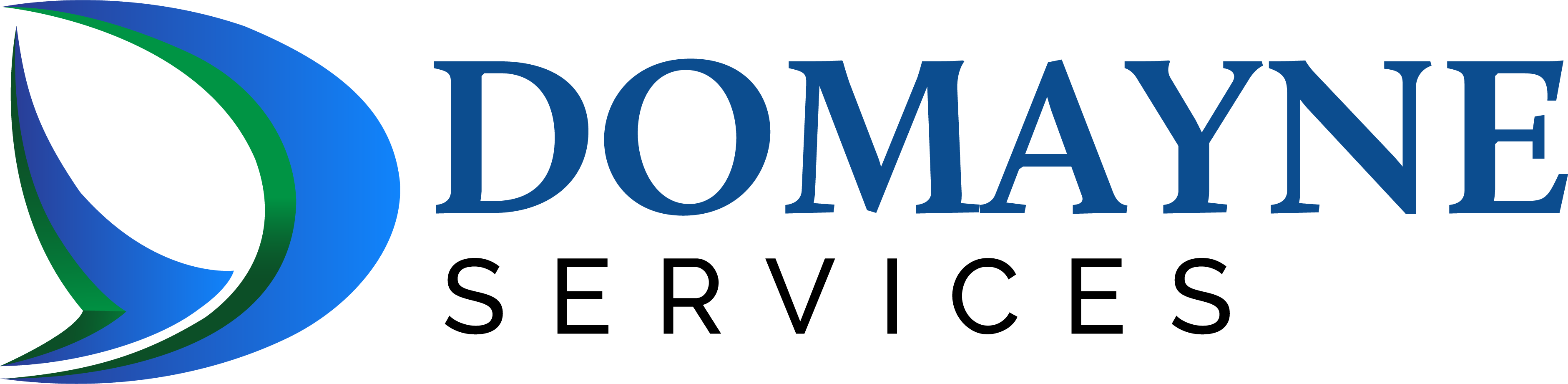 Domayne Services Logo